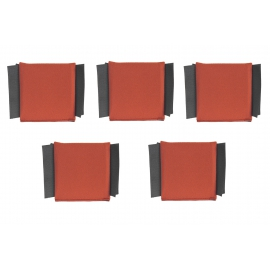 Porta Brace Divider Kit   4-inch x 4-inch   Set of 5