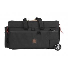 Porta Brace Digital Video Organizer | Off-Road Wheels | Black | Large