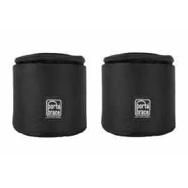 Porta Brace Lens Cap | Cinema Lens | Set of 2 | Black