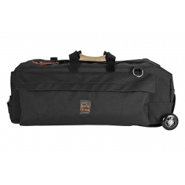Porta Brace Light Run Bag | Black | Off-Road Wheels | Large