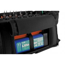 Sac mixette noire pour Sound Devices 664/CLX