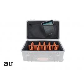 Kit de compartiments ajustables de rechange