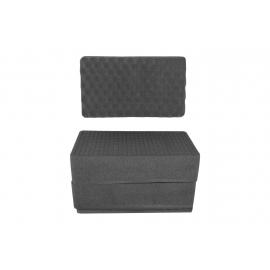 Porta Brace Interior Replacement Foam | Fits PB-4100 Hard Case | Grey