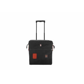 Porta Brace RIG Carrying Case Kit | Customized Interior | Off-Road Wheels | Black