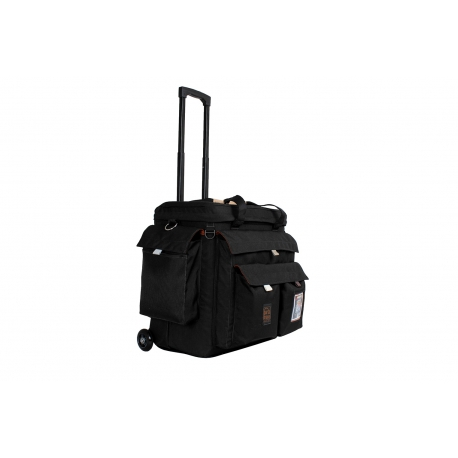 Porta Brace RIG Carrying Case - Extra Height | Off-Road Wheels | Canon C300 & C500 | Black