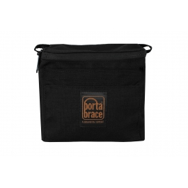 Padded Pouch for Headphones | Black