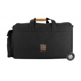 Digital Camera Organizer w/Wheels | Rigid Frame | Black | Large