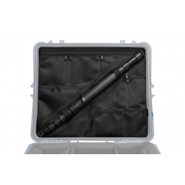 Audio Lid Insert for PB-2750 Hard Case | Black