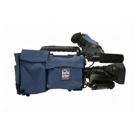 Porta Brace Shoulder Case  | Panasonic AG-HPX370 | Blue