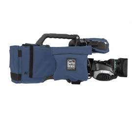 Porta Brace Shoulder Case | Panasonic AG-HPX600 | Blue