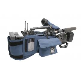 Porta Brace Shoulder Case  | Sony PMW-400 | Blue