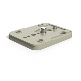 Flat base plate for USBP-15