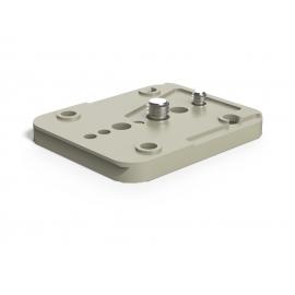 Flat base plate for USBP-15