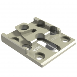 V-lock base plate