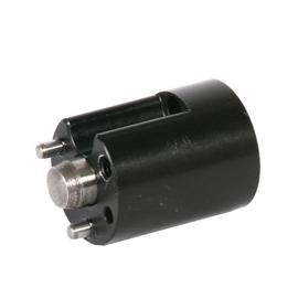 Déport de 20mm pour pignon