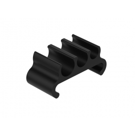 NATO cable clip (4,5 and 6 mm)