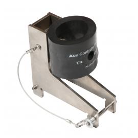Adapter set (4pcs.) for tubular track