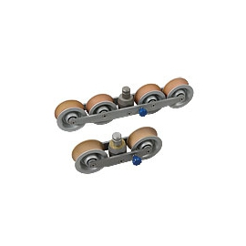 Trackwheel set 4pcs. for MT 400