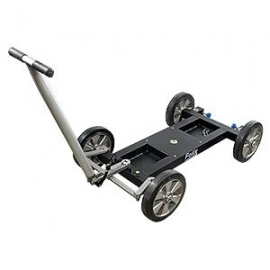 Crane Dolly CD5 with pneumatic wheels