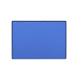 Sapphire Blue Solid 1 - 4 x 5,65