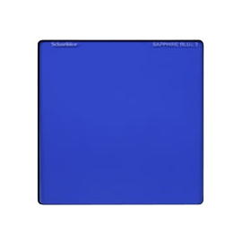Sapphire Blue Solid 3 - 4 x 4