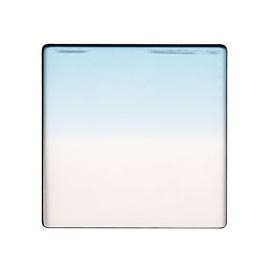 Paradise Blue 1  Hard Edge - Vertical - 4 x 4