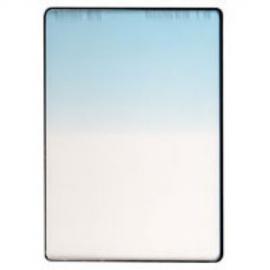 Paradise Blue 1 Hard Edge - Vertical - 4 x 5,65