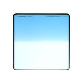 Paradise Blue 2  Hard Edge - Vertical - 4 x 4