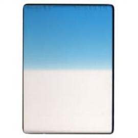 Paradise Blue 2 Hard Edge - Vertical - 4 x 5,65
