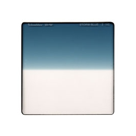 Storm Blue 2  Hard Edge - Vertical - 4 x 4