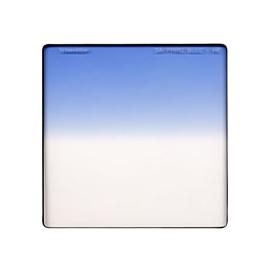 Sapphire Blue 1  Hard Edge - Vertical - 4 x 4