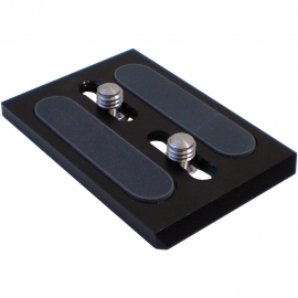 "Camera Plate to suit Miller 30II, 50II, DS-25, 30, Arrow 50 & Arrow HD Fluid Heads (2 x 3/8"" screws)"
