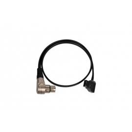 Câble 50 cm D-Tap vers XLR 4 broches