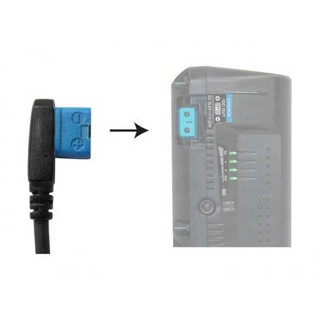 Chargeur D-Tap Advanced - peut etre utilisé avec les batteries DUO-C95 et DUO-C190