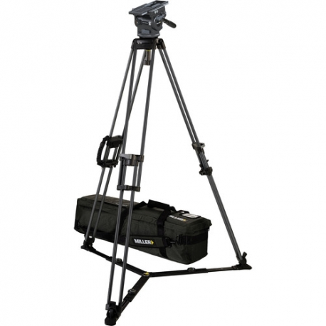 ArrowX 3 (1072) Sprinter II 1-St Alloy Tripod (1589G) Ground Spreader (470) Pan Handle (696) Softcase (870)
