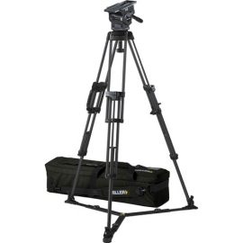 ArrowX 3 (1072) Sprinter II 2-St Alloy Tripod (1580G) Ground Spreader (470) Pan Handle (696) Softcase (872)