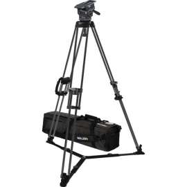 ArrowX 5 (1074) Sprinter II 1-St Alloy Tripod (1589G) Ground Spreader (470) Pan Handle (696) Softcase (870)