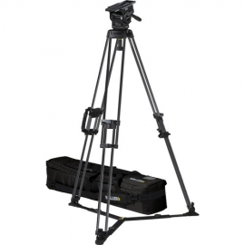 ArrowX 7 (1076) Sprinter II 1-St Alloy Tripod (1589G) Ground Spreader (470) Pan Handle (696) Softcase (870)