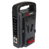 Dual Simultanuis Battery Charger