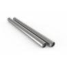2 Barres 15mm, aluminium longueur 20cm