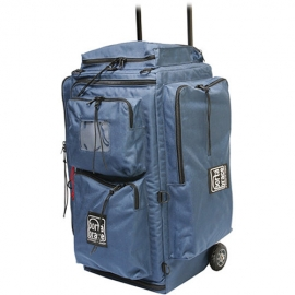 Wheeled Production Case | Off-Road Wheels | Blue |Medium