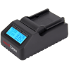 Digital Single Battery Charger
