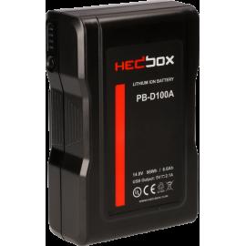 Batterie  Li-Ion- 14,8V / 98Wh AB-Mount avec 1 sorties D-Tape et 1 sortie USB