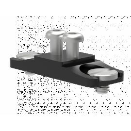Pied de poignée supérieure Pro 60 mm