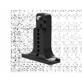 Pied arrière de poignée supérieure Pro 60 mm