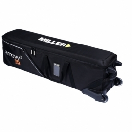 Étui rigide Arrowx avec roues pour kits trépieds Sprinter II et HD