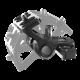 Support moniteur avec Safety NATO Rail 60mm