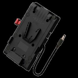 Adaptateur V-lock USB, 3 D-Tap, câble DC jack