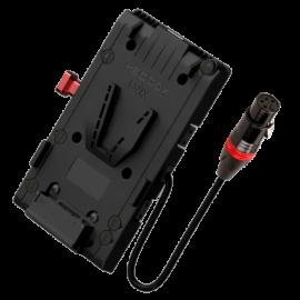 Adaptateur V-lock USB, 3 D-Tap, câble DC XLR