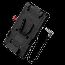 Adaptateur V-lock, FHG.1B.302 angle droit